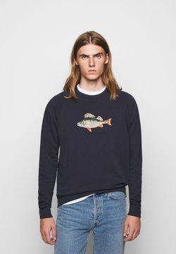 forét - BAIT - Sweater - navy