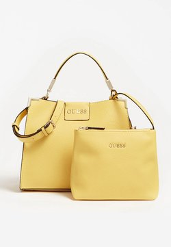 Guess - CATANIA - Handtasche - gelb