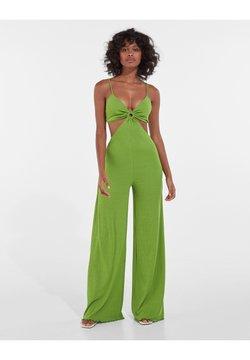 Bershka - Jumpsuit - green