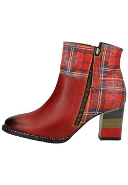 LAURA VITA - Ankle Boot - rouge