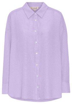 A-VIEW - SONJA - Hemdbluse - lavender
