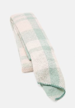 Even&Odd - Scarf - green/pink/off-white