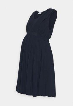 MAMALICIOUS - MLGARBO MARY DRESS  - Vapaa-ajan mekko - navy blazer