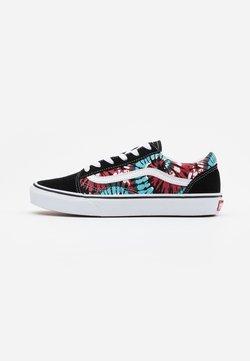 Vans - OLD SKOOL EXCLUSIVE - Sneakers basse - black/multicolor/true white