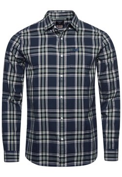 Superdry - CLASSIC LONDON - Camicia - ivy check