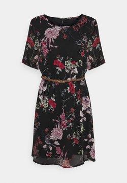 Vero Moda - VMKATINKA  - Korte jurk - black/katinka