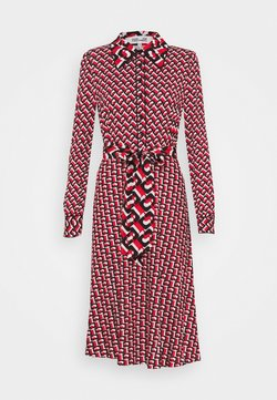 Diane von Furstenberg - MILLY DRESS - Blusenkleid - red