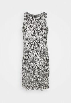 Marks & Spencer London - SWING DRESS - Jerseykleid - white