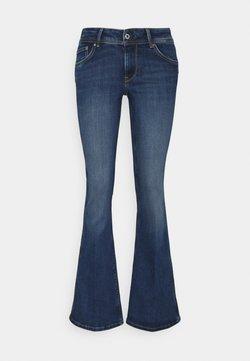 Pepe Jeans - NEW PIMLICO - Jeans a zampa - blue denim