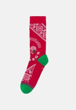 Stance - SRIRACHA UNISEX - Socken - red