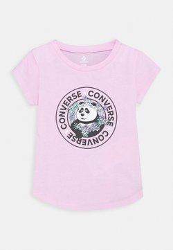 Converse - PANDAMONIUM TEE - T-shirt print - pink glaze