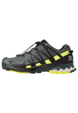 Salomon - XA PRO 3D GTX - Zapatillas de trail running - urban chic/black/lime punc