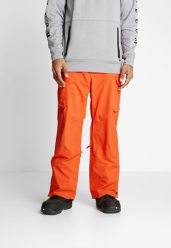 O'Neill - EXALT PANTS - Pantalón de nieve - bright orange