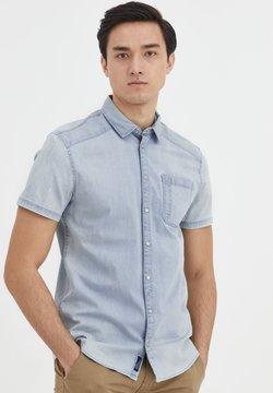 Blend - Businesshemd - denim light blue
