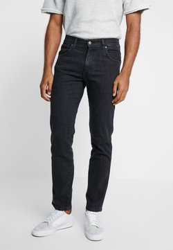 Wrangler - TEXAS - Straight leg jeans - black