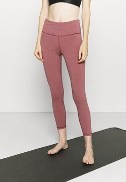 GAP - ECLIPSE ZIPPER POCKET PANT - Medias - red