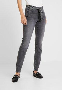 Marc O'Polo - Jeans slim fit - faded black cozy denim