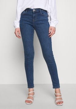Dorothy Perkins - HARPER - Slim fit jeans - midwash