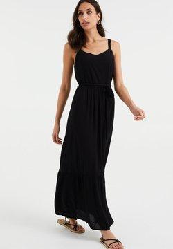 WE Fashion - Maxikleid - black