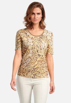 Basler - T-Shirt print - sand