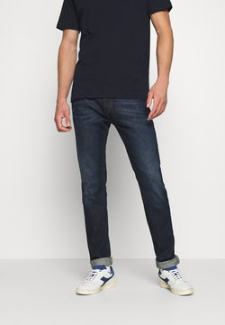Diesel - D-LUSTER - Slim fit -farkut - dark blue denim