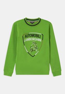 Automobili Lamborghini Kidswear - SHIELD - Sweater - green mantis