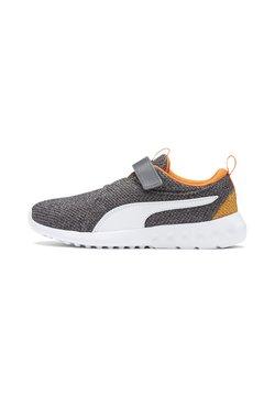 Puma - Sneaker low - castlerock-puma white