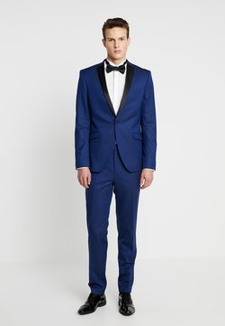 Shelby & Sons - COFTON TUX SUIT - Anzug - navy
