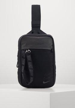 Nike Sportswear - ESSENTIALS UNISEX - Axelremsväska - black/dark smoke grey