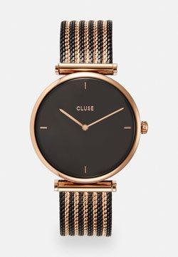 Cluse - TRIOMPHE - Montre - rose gold-coloured/black