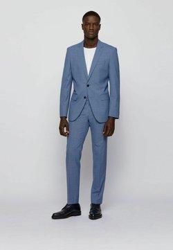 BOSS - SET - Anzug - open blue