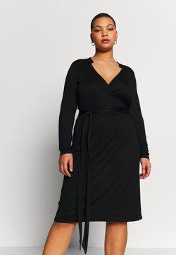 JUNAROSE - by VERO MODA - JRILOPUS  - Day dress - black