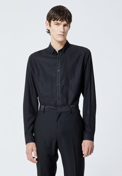 The Kooples - SLIM À COL CLASSIQUE - Businesshemd - black