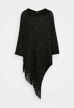 Molly Bracken - LADIES PONCHO - Cape - black