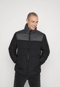 Calvin Klein - OPTIC MIX JACKET - Winterjacke - grey