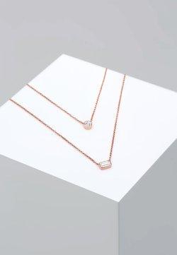Elli - Halskette - rose gold-coloured