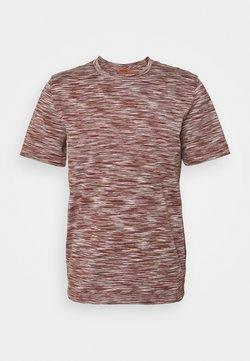 Missoni - MANICA CORTA - T-shirt print - brown