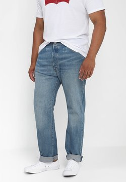 Levi's® Plus - BIG&TALL 501® BUTTON FLY - Jeans baggy - baywater