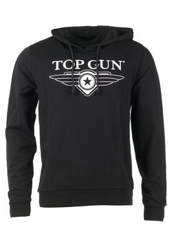 TOP GUN - Kapuzenpullover - black