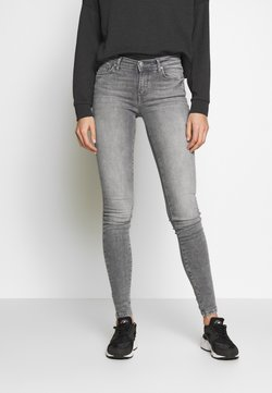 ONLY - ONLSHAPE  - Jeans Skinny Fit - grey denim