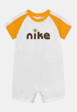 Nike Sportswear - LIL BUGS BEE UNISEX - Jumpsuit - white