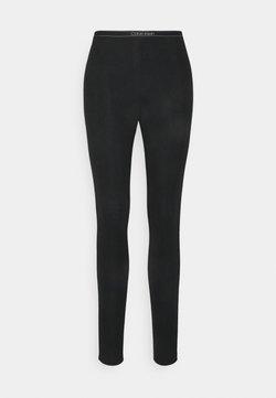 Calvin Klein Underwear - PURE LEGGING - Nachtwäsche Hose - black