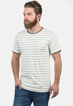 INDICODE JEANS - RENI - T-Shirt print - grey