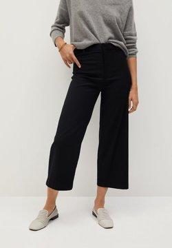 Mango - CLEAN - Shorts - noir