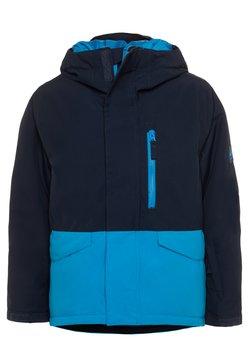 Quiksilver - MISSION  - Kurtka narciarska - brilliant blue