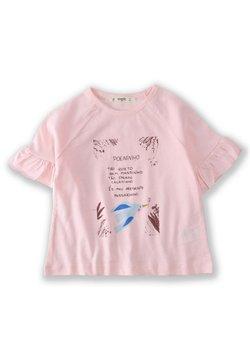 Cigit - BIRD - T-shirt print - light pink
