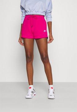 Nike Sportswear - Shorts - fireberry/white