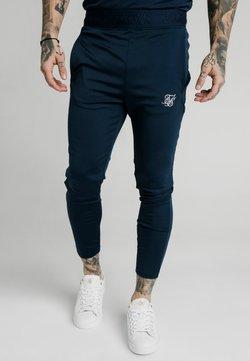 SIKSILK - AGILITY TRACK PANTS - Jogginghose - navy