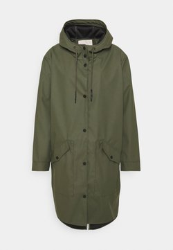 ONLY Carmakoma - CARNEWSTATION RAINCOAT - Mantel - kalamata