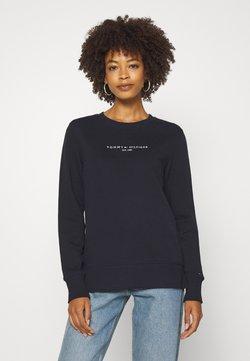 Tommy Hilfiger - REGULAR - Sweater - dark blue